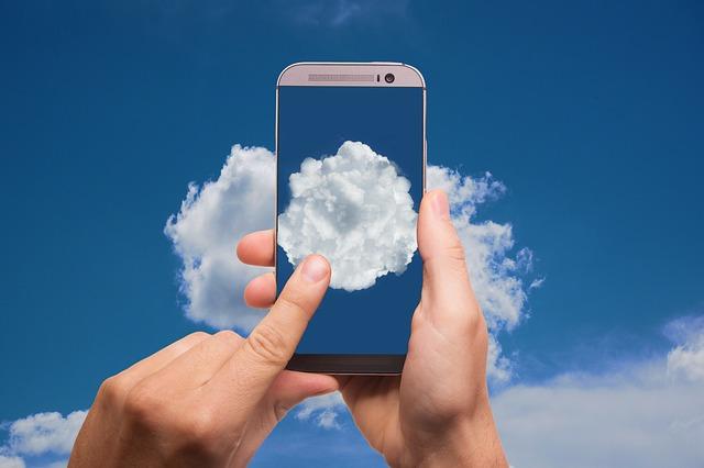 Chmura w internecie