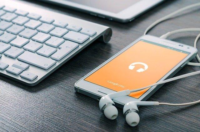 muzyka z telefonu